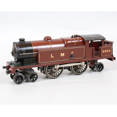 Lot 20 - Hornby O gauge tank locomotive, converted to electric with ACE Trains motor, No.2 Special, LMS 4-4-2