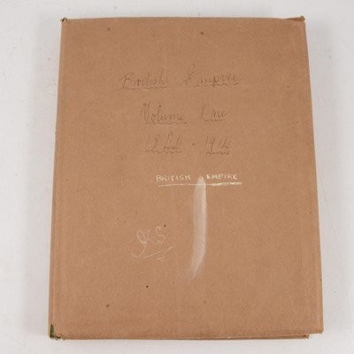 Lot 112 - The Ideal Postage Stamp Album - Great Britain & Colonies