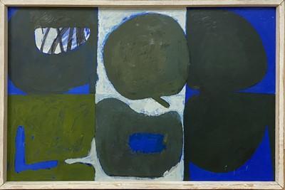 Lot 1127 - Roy Bizley, Abstract still life, 1977