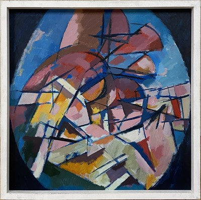 Lot 1125 - Roy Bizley, Untitled abstract