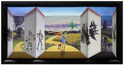Lot 1100 - John D Wilson, The Land of Oz