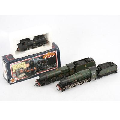 Lot 42 - Four Bachmann OO gauge model locomotives 31-451, 31-778, 31-156, 32-902A