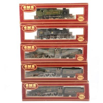 Lot 38 - Five Airfix OO gauge model railway locomotives
