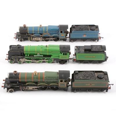 Lot 78 - Three Wrenn OO gauge model railway locomotives.