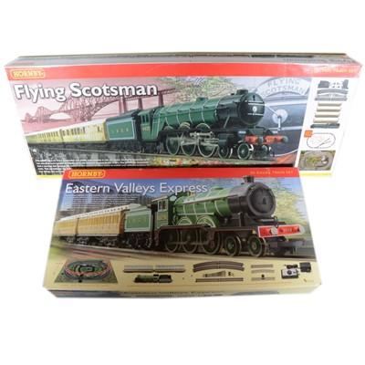 Lot 58 - Hornby OO gauge model railway sets R1122, R1039