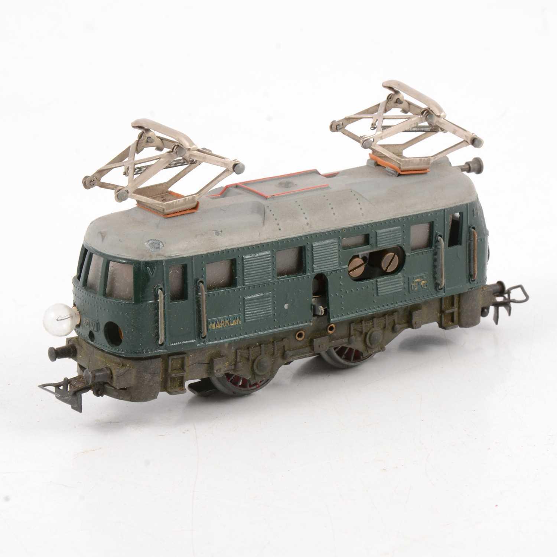 Lot 26 - Marklin HO model railway locomotive, RS800 electric locomotive