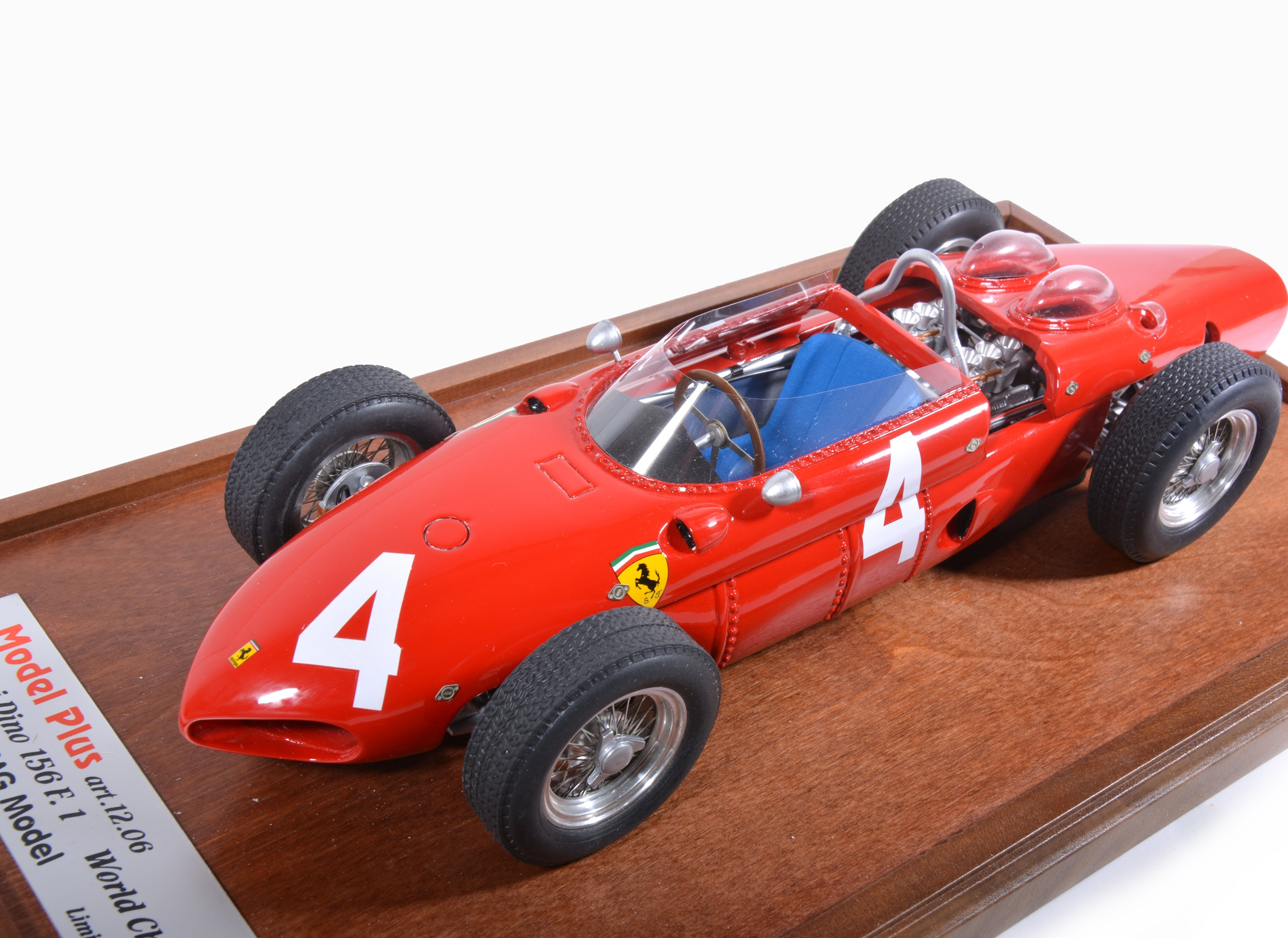 A Gentleman's Collection of Scale Model Racing Cars and Motorbikes